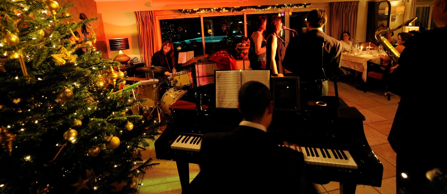 "Musikalischer Abend ""A swinging Christmas"""