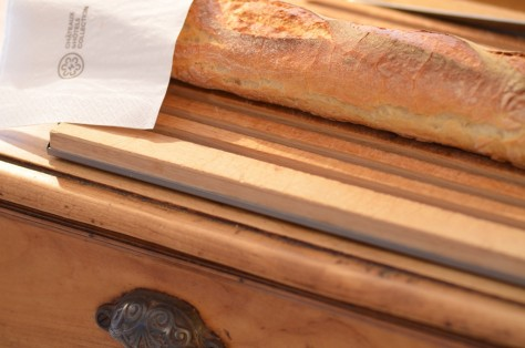 Try every morning baguettes and bread form the bakery at Saintes Maries de la Mer