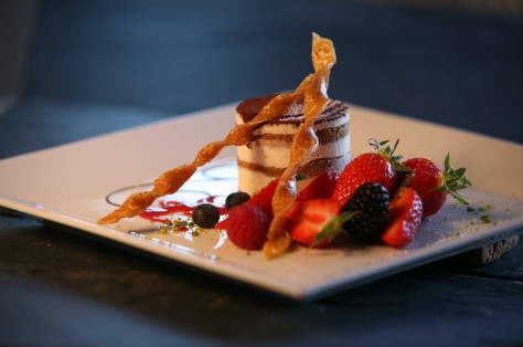 Our choice of desserts change regularly